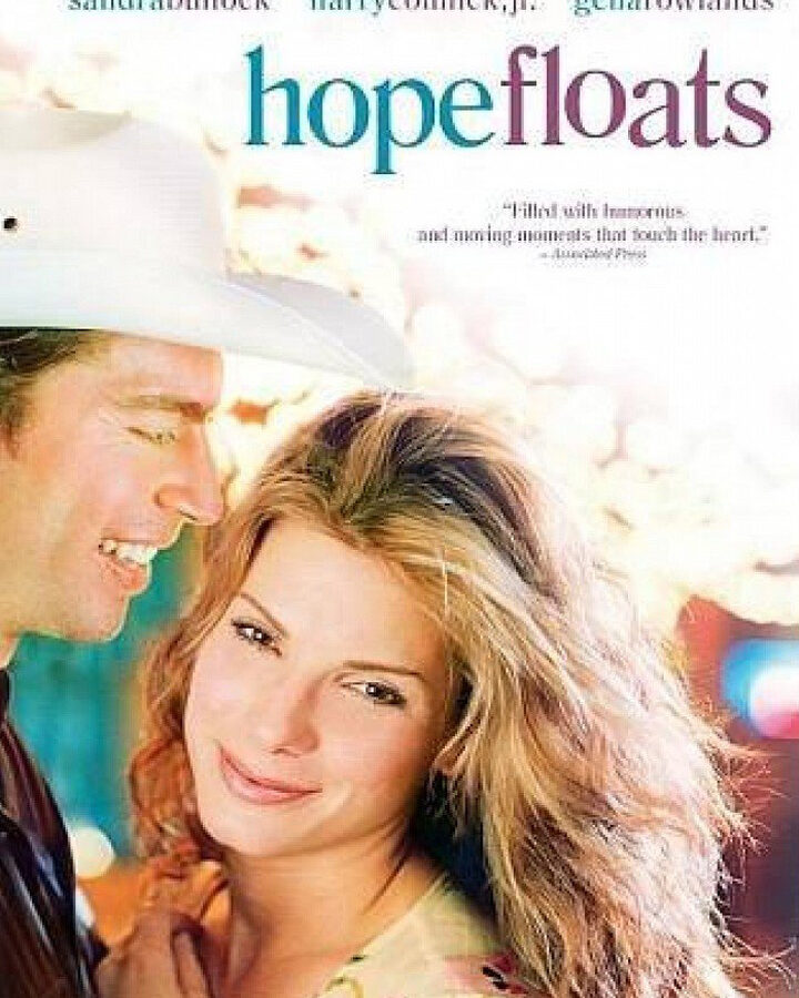 Image of Hope Floats movie poster