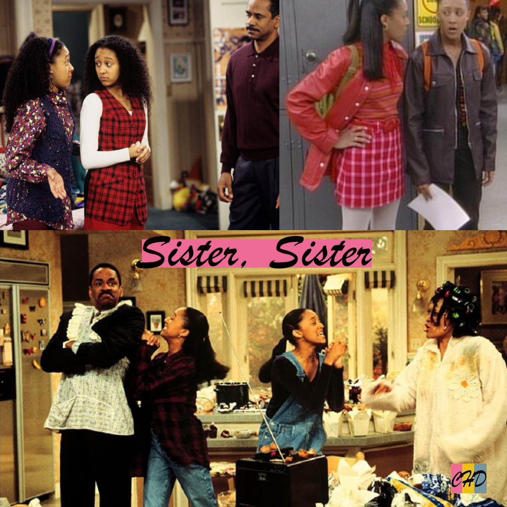 Collage image of Sister, Sister